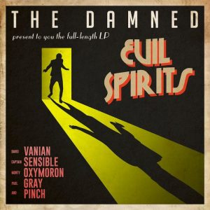 Damned, The: Evil Spirit [CD]