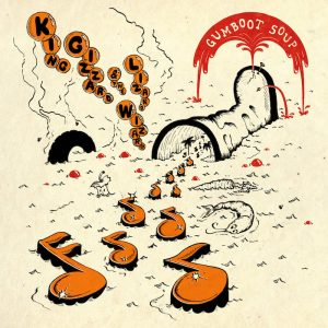 King Gizzard And The Lizard Wizard: Gumboot Soup [CD]
