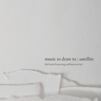 Kid Koala / Emiliana Torrini: Music To Draw To: Satellite [2xLP]