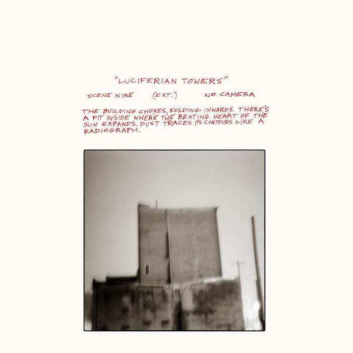 Godspeed You Black Emperor!: Luciferian Towers [CD]