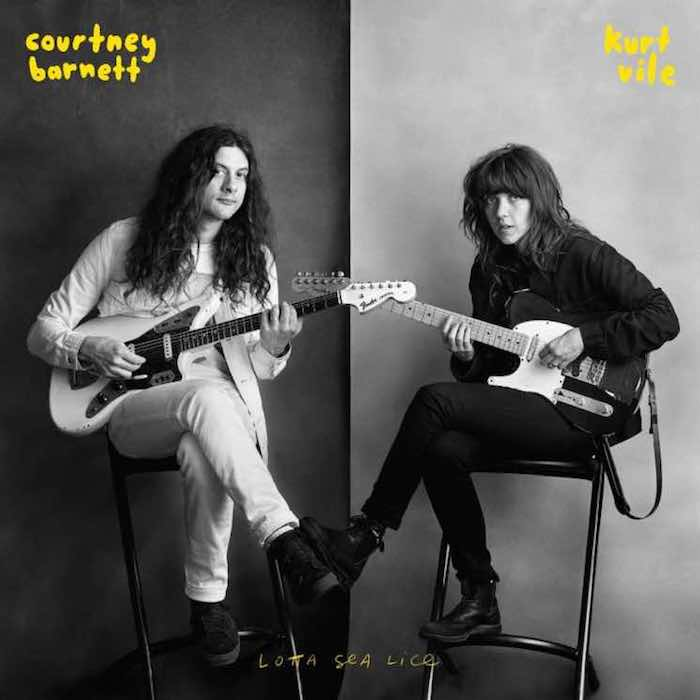 Vile, Courtney Barnett & Kurt: Lotta Sea Lice [LP]