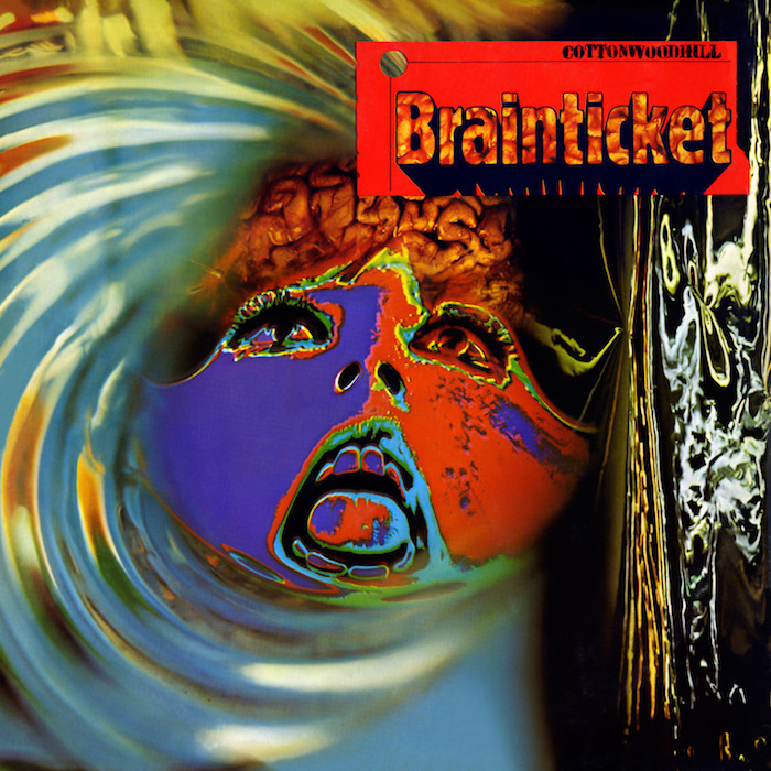 Brainticket: Cottonwoodhill [LP rouge]