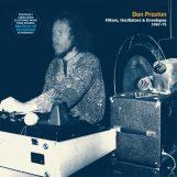 Preston, Don: Filters, Oscillators & Envelopes [CD]