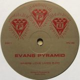 """Evans Pyramid / Royales: Where Love Lives / I Want Your Body [12""""]"""