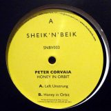 "Corvaia, Peter: Honey In Orbit EP [12""]"