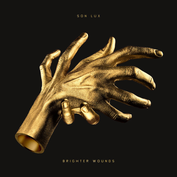 Son Lux: Brighter Wounds [LP rose]