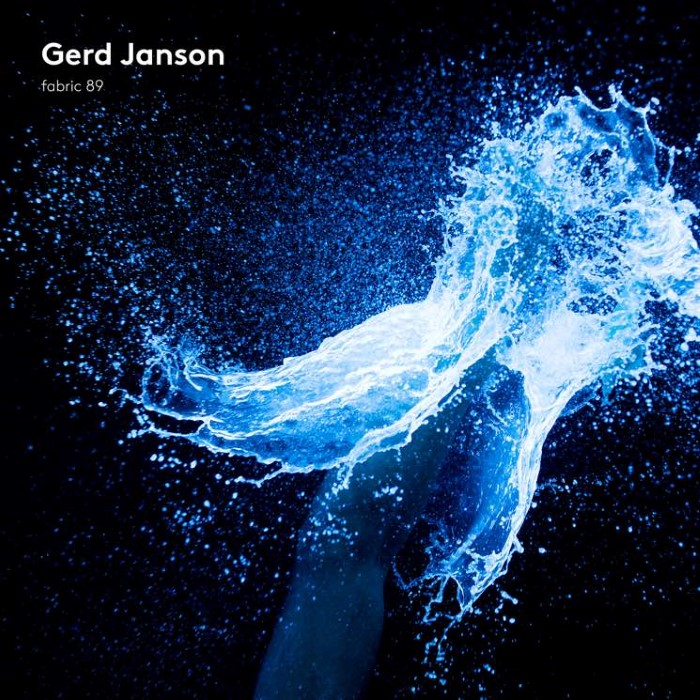 variés; Gerd Janson: Fabric 89 [CD]