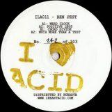 """Ben Pest: I Love Acid Eleven [12""""]"""