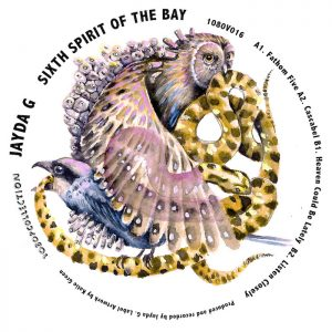 "Jayda G: Sixth Spirit Of The Bay [12""]"