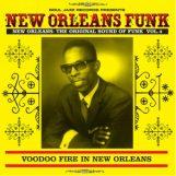 variés: New Orleans Funk Vol. 4: Voodoo Fire In New Orleans 1951-75 [CD]