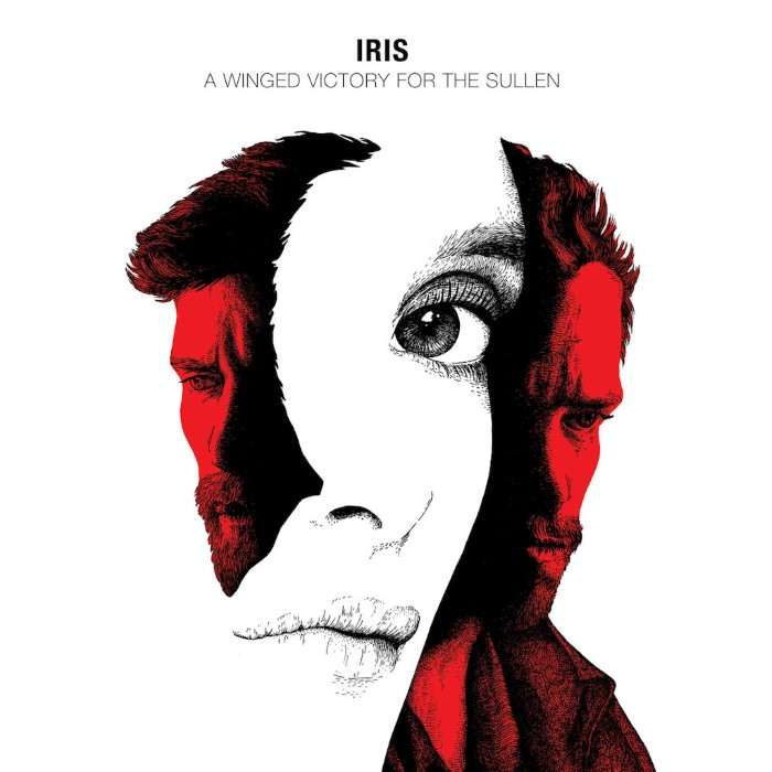 A Winged Victory For The Sullen: Iris [LP transparent]