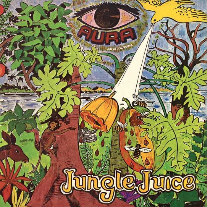Kemfa, Joe: Jungle Juice [CD]