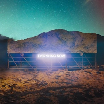 Arcade Fire: Everything Now (Version Night) [CD]