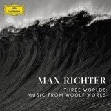 Richter, Max: Three Worlds: Music from Woolf Works – édition deluxe [CD]