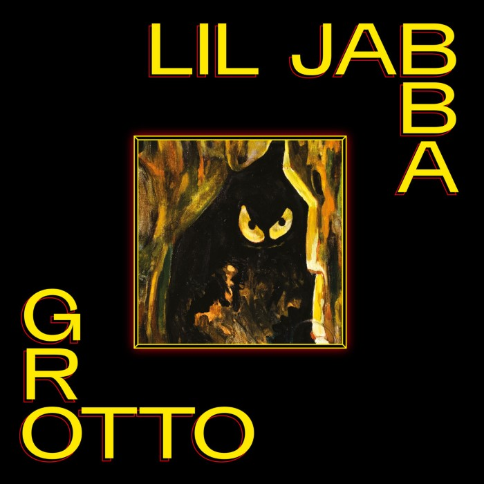 Lil Jabba: Grotto [LP]