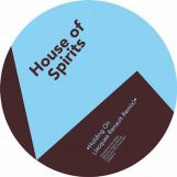 "House of Spirits: Holding On, remix par J. Renault / Words, remix par T. Noble [10""]"