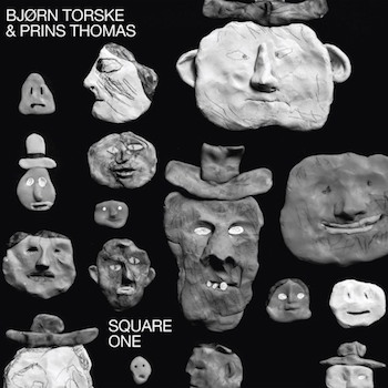 Torske & Prins Thomas, Bjørn: Square One [CD]