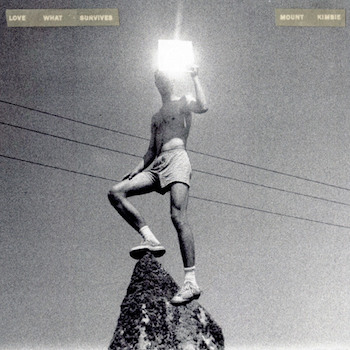 Mount Kimbie: Love What Survives [LP blanc]