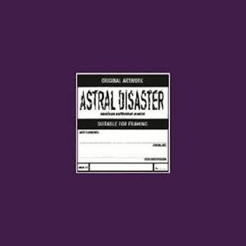 Coil: Astral Disaster Sessions Un/finished Musics [LP]