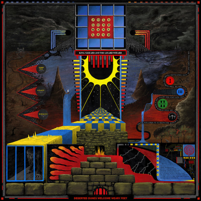 King Gizzard & The Lizard Wizard: Polygondwanaland [CD]