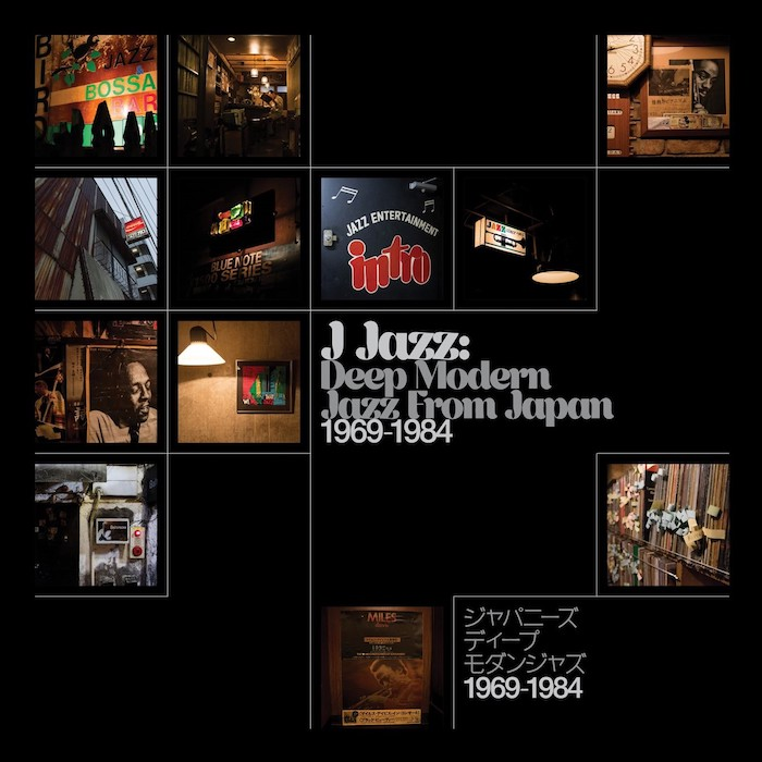 variés: J-Jazz - Deep Modern Jazz from Japan 1969-1984 [CD]