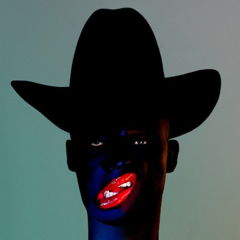 Young Fathers: Cocoa Sugar [LP rouge]