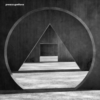 Preoccupations: New Material [LP orange]