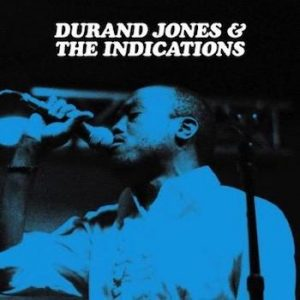 Jones & The Indications, Durand: Durand Jones & The Indications [LP rouge]