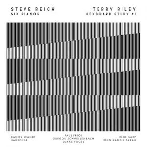 Reich, Steve / Terry Riley: Six Pianos / Keyboard Study #1 [CD]