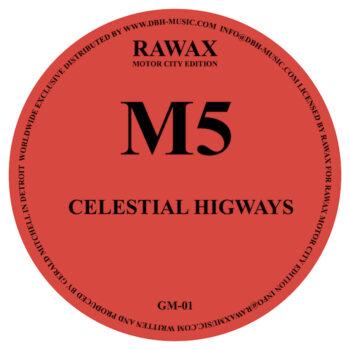 """M5: Celestial Highways [12""""]"""