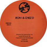 """Trent, Ron & Chez Damier: Ron & Chez D. EP [12""""]"""