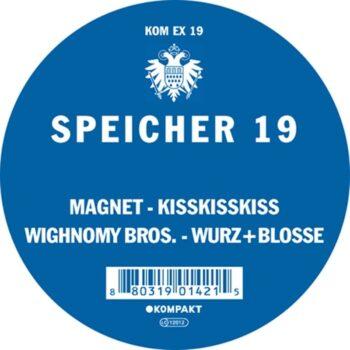 "Magnet / Wighnomy Bros.: Speicher 19 [12""]"