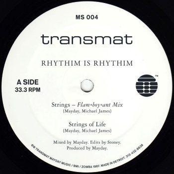 """Rhythim Is Rhythim: Strings Of Life [12""""]"""