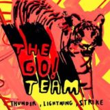 Go! Team, The: Thunder, Lightning, Strike - édition 15e anniversaire [LP coloré]