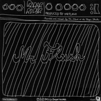 "Mr. Flash / A Bass Day: Radar Rider / F.i.s.t. — édition 18e anniversaire [12"", vinyle blanc 140g]"