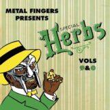 MF Doom: Metal Fingers pres.: Special Herbs Vol. 9 & 0 [2xLP]