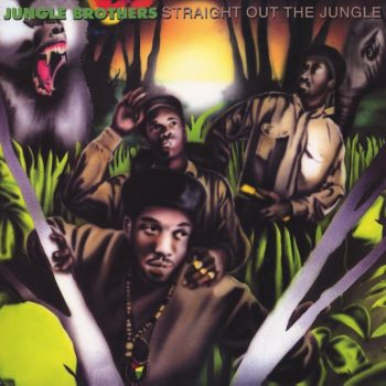 Jungle Brothers: Straight Outta The Jungle [2xLP colorés]