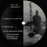 "Clarence G: Hyperspace Sound Lab [12""]"