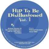 "Trent & Chez Damier, Ron: Hip To Be Disillusioned Vol. 1 [12""]"