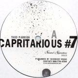 """Parrish, Theo: Capritarious #7 / Levels [2x12""""]"""
