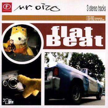 """Mr. Oizo: Flat Beat [12""""]"""