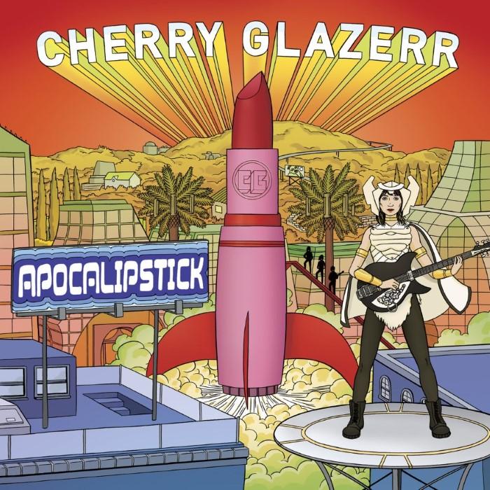 Cherry Glazerr: Apocalipstick [CD]