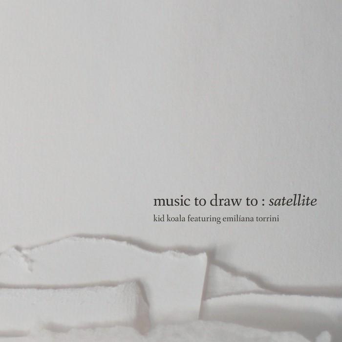 Kid Koala & Emiliana Torrini: Music To Draw To: Satellite [CD]