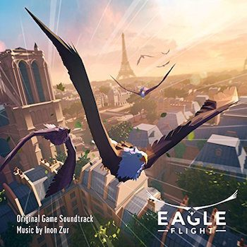 Zur, Inon: Eagle Flight [CD]