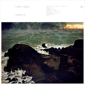 Fleet Foxes: Crack-Up [CD]