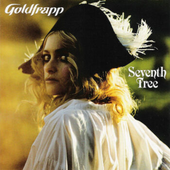 Goldfrapp: Seventh Tree [LP, vinyle jaune]