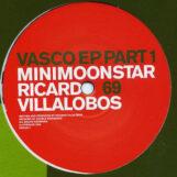 Villalobos, Ricardo: Vasco EP Part 1 [2xLP]