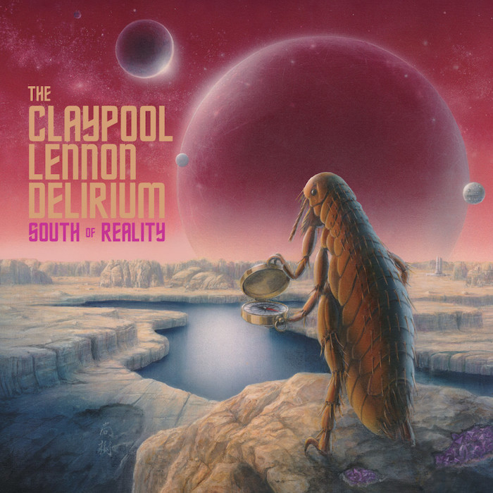 Claypool Lennon Delirium, The: South Of Reality [CD]