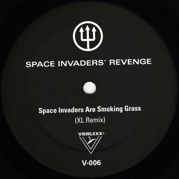 "I-F: Space Invaders' Revenge [12""]"
