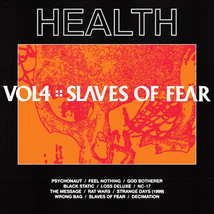 Health: Vol. 4: Slaves Of Fear [CD]